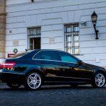 Mercedes-E-osztály bérlés