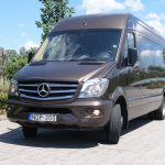 VIP Mercedes Sprinter bérlés