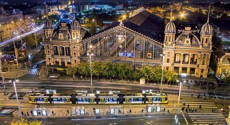 Budapest városnézés